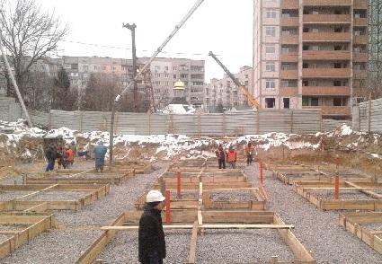 Производство зимнего бетона