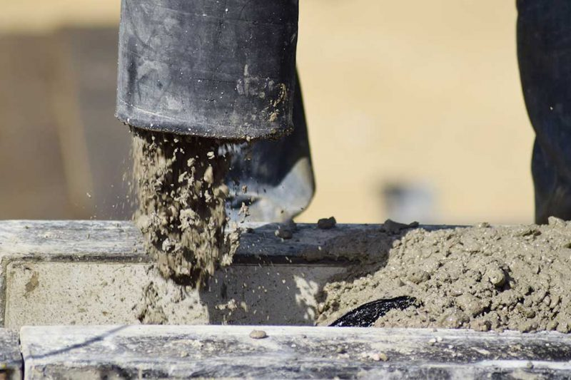 Бетон незамерзающий история бетон это