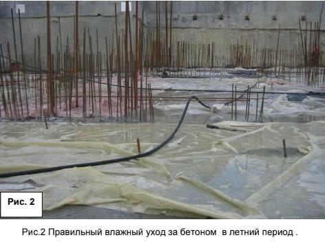 Обеспечение бетоном расход воды на 1 м3 цементного раствора