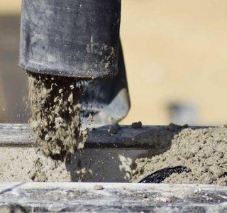 Как ухаживать за бетоном после заливки